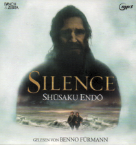 Silence CD Hörbuch - mp3 Audio